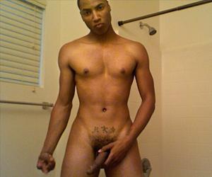 Hot naked bear
